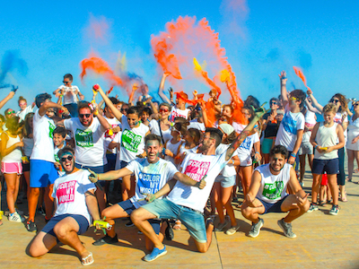 CastroBoleto Color Run