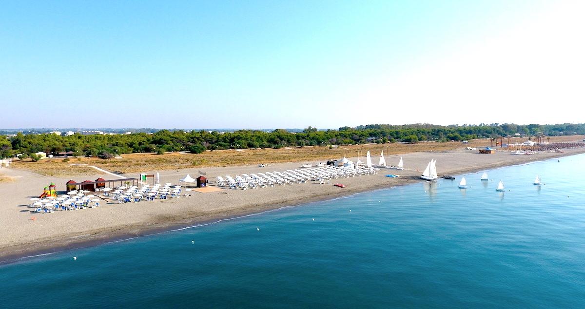 Spiaggia Castroboleto Village