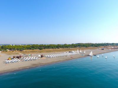 CastroBoleto Villaggio Spiaggia Privata